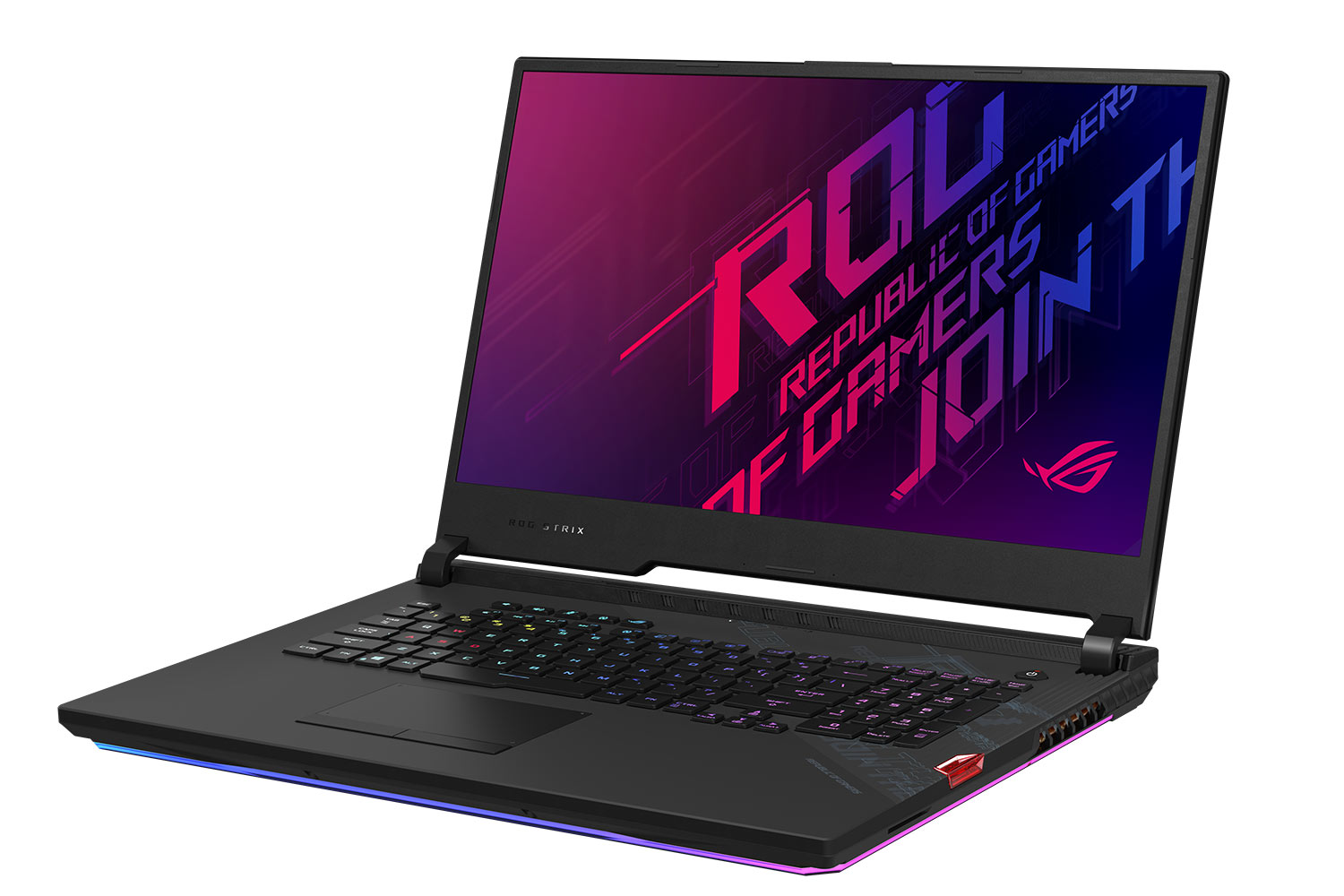 Laptopul de gaming ROG Strix SCAR 17 (G732)