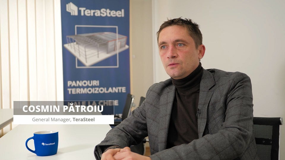 TeraSteel si-a optimizat productia din cele 3 fabrici cu APS de la Senior Software