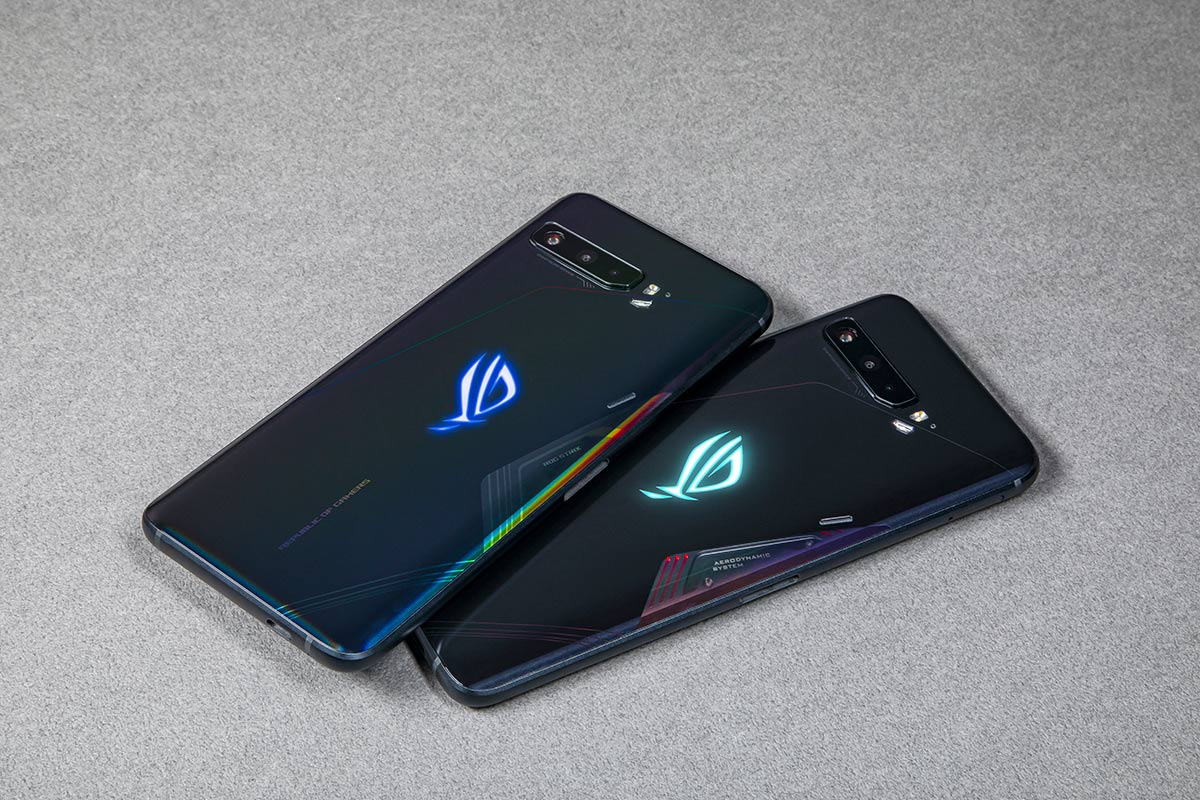 ASUS Republic of Gamers anunță telefonul ROG Phone 3