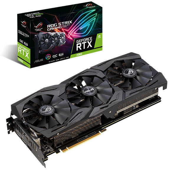ROG Strix GeForce RTX 2060